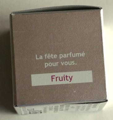 香彩堂 練り香水:果実